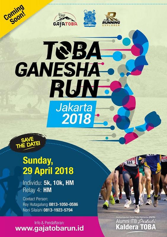 Toba Ganesha Run