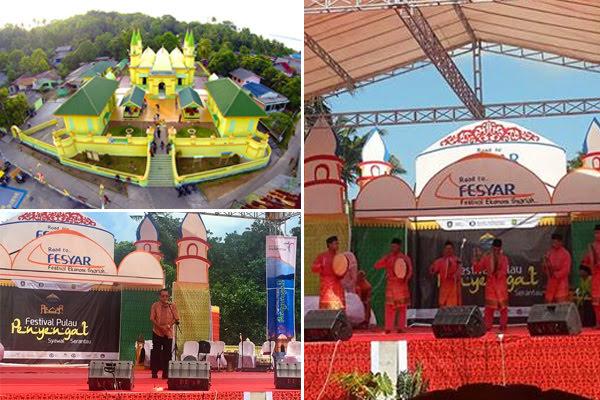 Festival Pulau Penyengat 2019