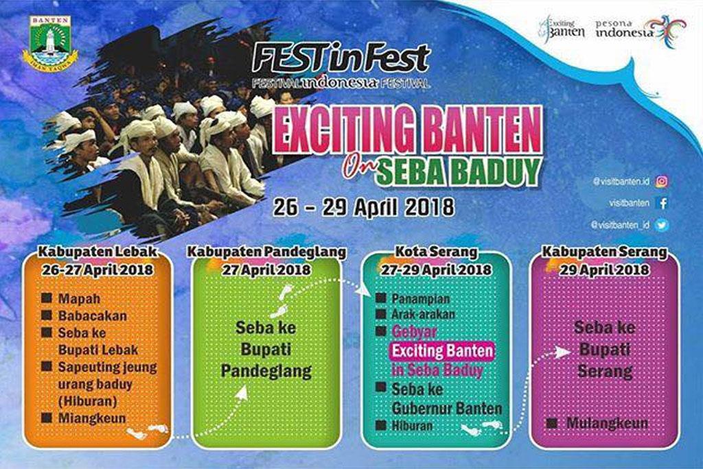 Exciting Banten Festival 2018