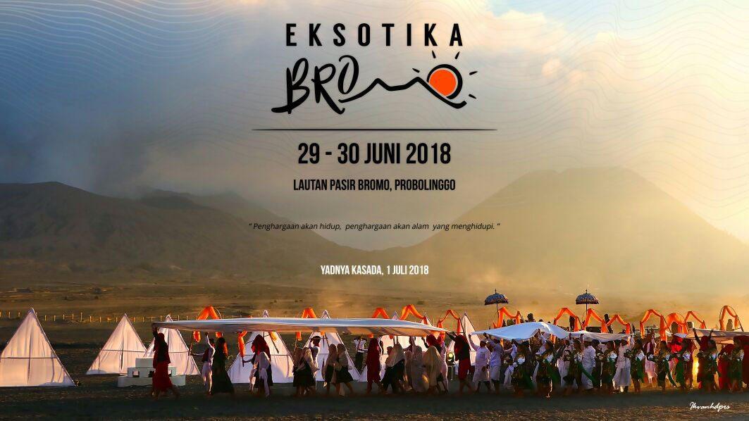 Yadnya Kasada & Eksotika Bromo 2018