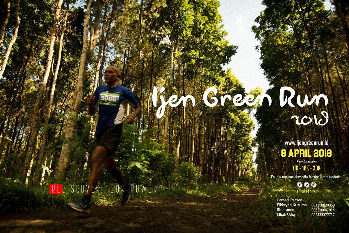 Banyuwangi Ijen Green Run