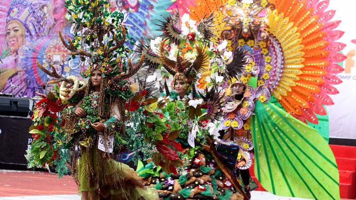 Malang Flower Carnival 2018