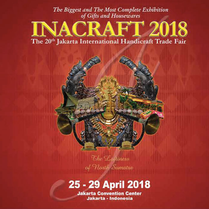 INACRAFT 2018, The 20th Jakarta International Handicraft Trade Fair