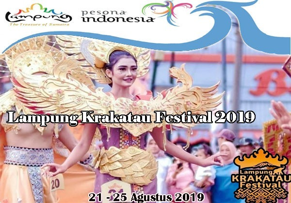 Lampung Krakatoa Festival 2019