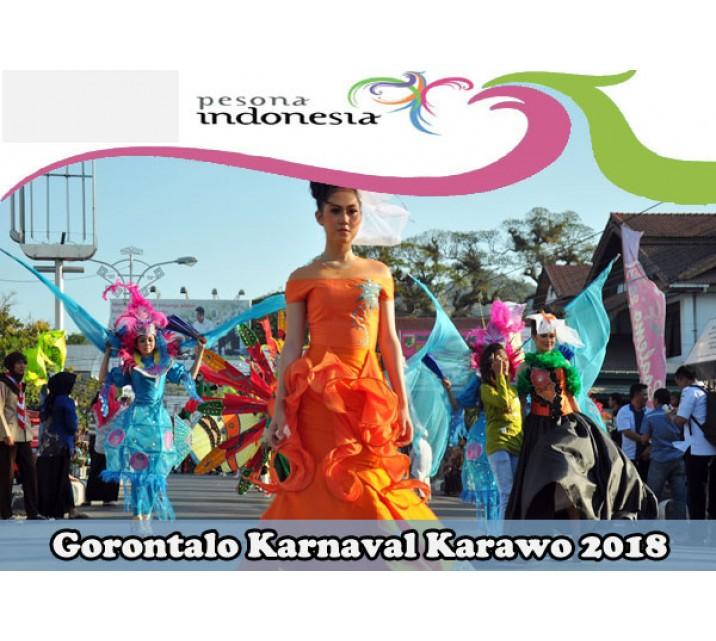 Gorontalo Karnaval Karawo 2018
