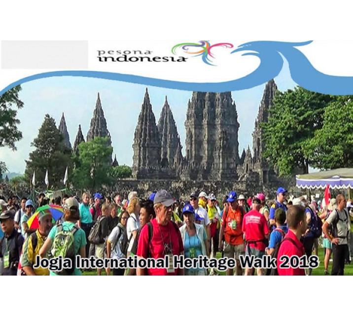 Jogja International Heritage Walk 2018