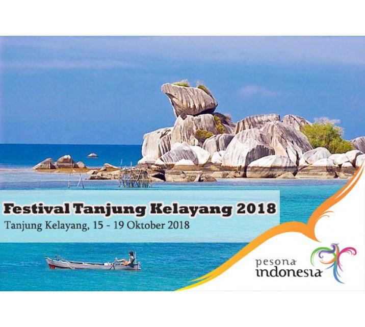 Festival Tanjung Kelayang 2018