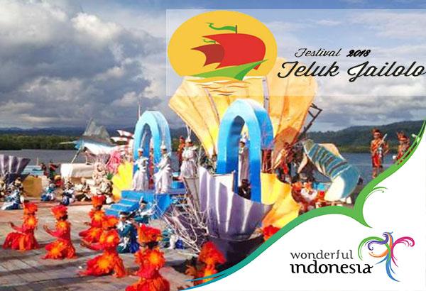 Festival Teluk Jailolo 2018