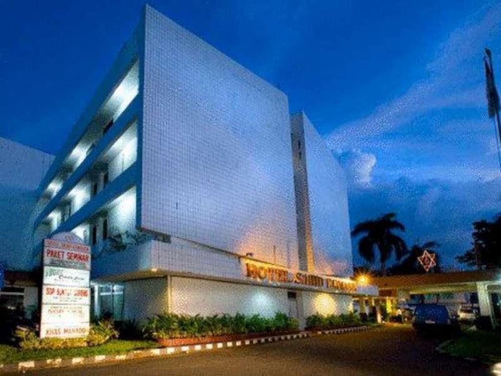 Sahid Kawanua Hotel Manado