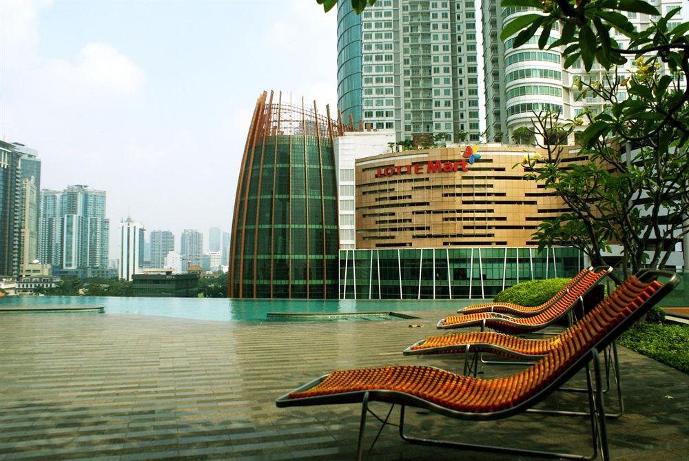 Manhattan Hotel Jakarta