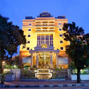 Ambhara Hotel Jakarta